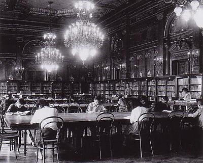 当時、迎賓館が国会図書館として使われていた