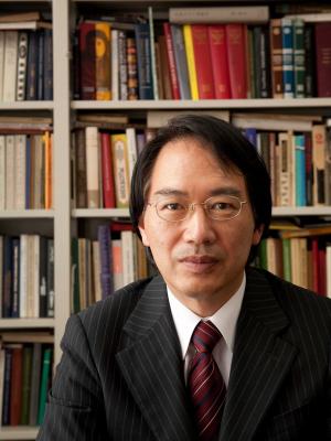 亀山郁夫さん
